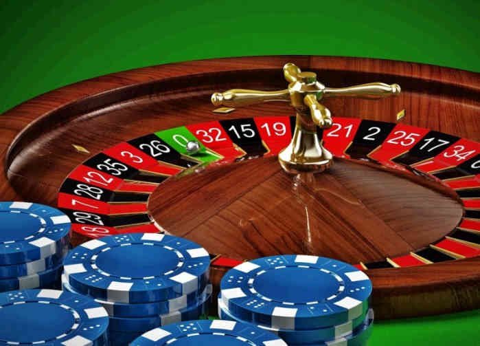 play free roulette demo online